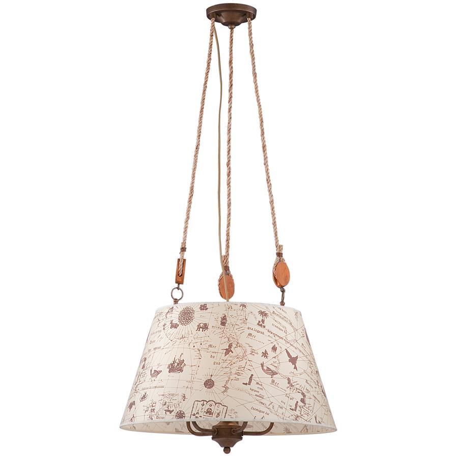 Настольная лампа Reccagni Angelo P 6606 G