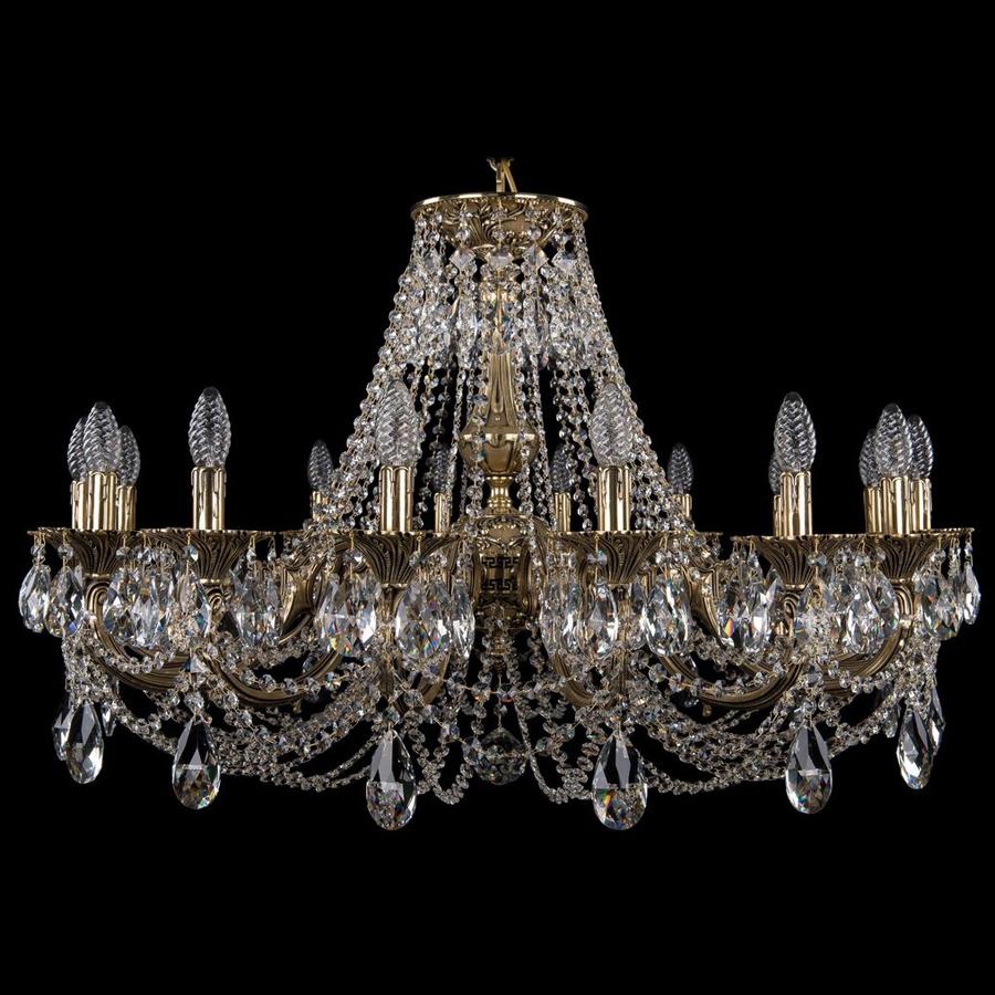 Люстра Bohemia Ivele Crystal 1702/16/335/C/GB